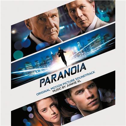 Junkie XL - Paranoia - OST (2021 Reissue, Music On Vinyl, Limited Edition, Translucent Blue Vinyl, LP)