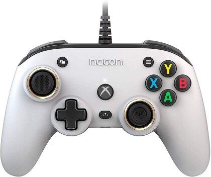 NACON Xbox Compact Controller PRO [XONE/XSX/PC] - white