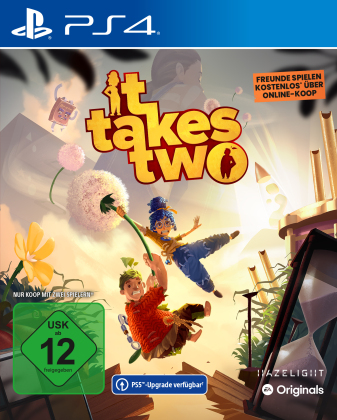 It Takes Two (German Edition)