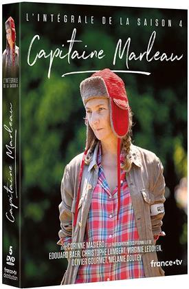 Capitaine Marleau - Saison 4 (5 DVD)