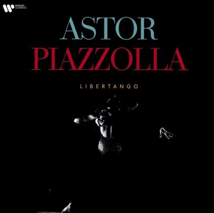 Martha Argerich, Gautier Capuçon, Gidon Kremer, Artemis Quartett & Astor Piazzolla (1921-1992) - Libertango (LP)