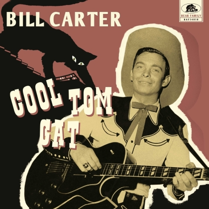 """Bill Carter - Cool Tom Cat (10"""" Maxi + CD)"""