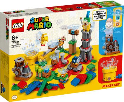 Baumeister-Set für eigene - Abenteuer, Lego Super Mario,
