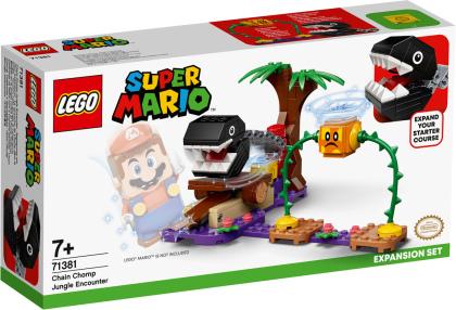 Begegnung mit dem Kettenhund - Erweiterungsset, Lego Super