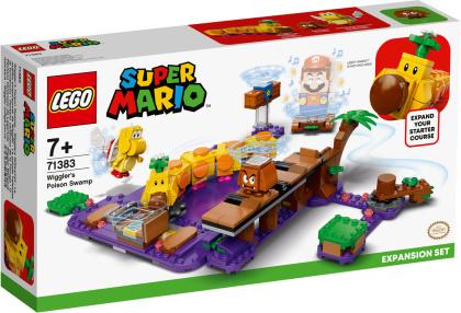 Wigglers Giftsumpf - - Erweiterungsset, Lego Super
