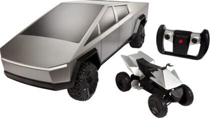 Hot Wheels - Hot Wheels Rc 1:10 Tesla Cyber Truck