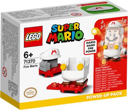 Feuer-Mario - Anzug - Lego Super Mario,