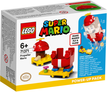 Propeller-Mario - Anzug - Lego Super Mario,