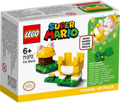 Katzen-Mario - Anzug - Lego Super Mario,
