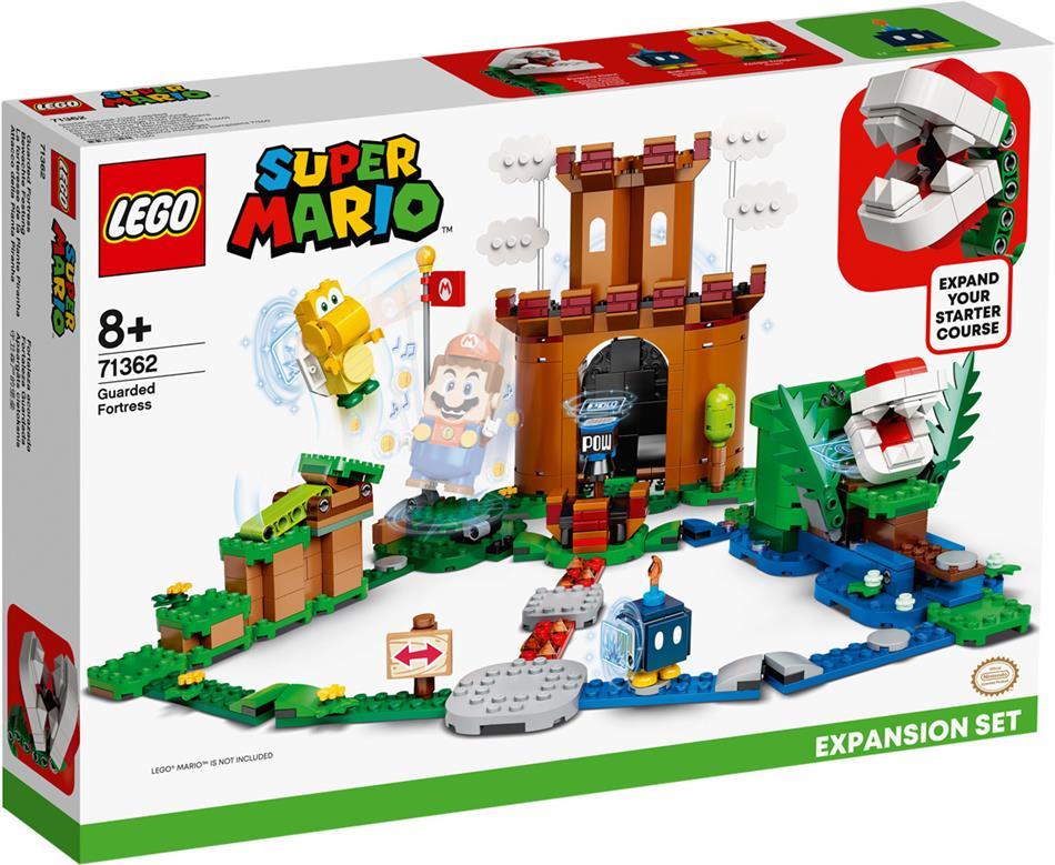 Bewachte Festung - Lego Super Mario,