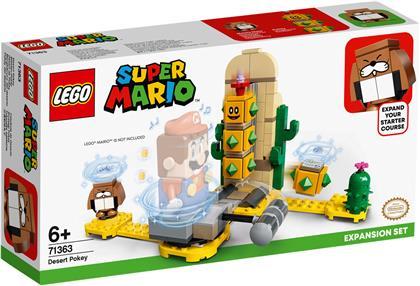 Wüsten-Pokey - Lego Super Mario,