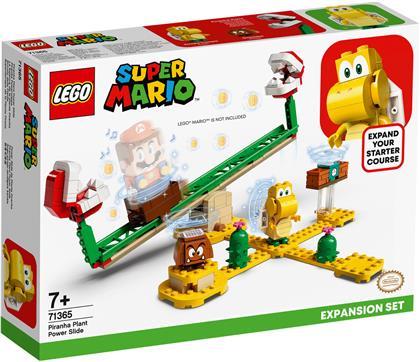 Piranha-Pflanze-Powerwippe - Lego Super Mario,