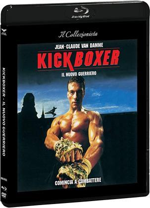 Kickboxer - Il nuovo guerriero (1989) (Il Collezionista, Blu-ray + DVD)