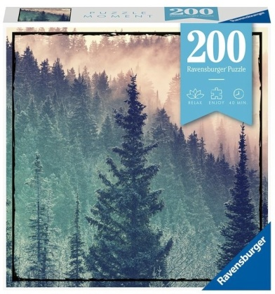Wood - 200 Piece Puzzle