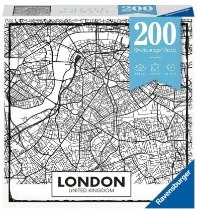 Big City Life: London - 200 Piece Puzzle