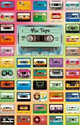 Mix Tape - 200 Teile Puzzle