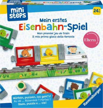 Mein erstes Eisenbahn-Spiel (Kinderspiel)