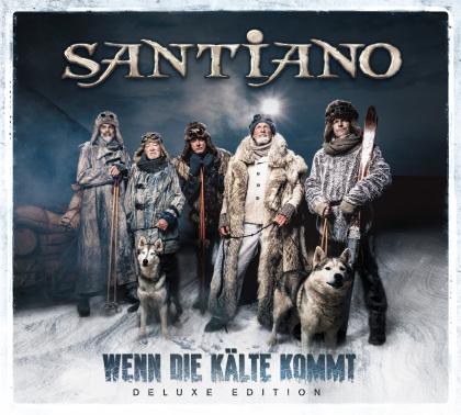 Santiano - Wenn Die Kälte Kommt (2 CDs)