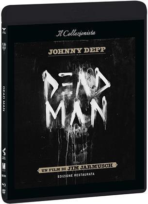 Dead Man (1995) (Il Collezionista, Restaurierte Fassung, Blu-ray + DVD)
