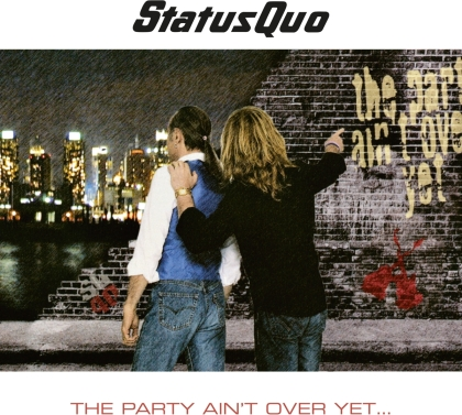 Status Quo - Party Ain't Over Yet (2021 Reissue, Ear Music, Deluxe Edition, 2 CDs)