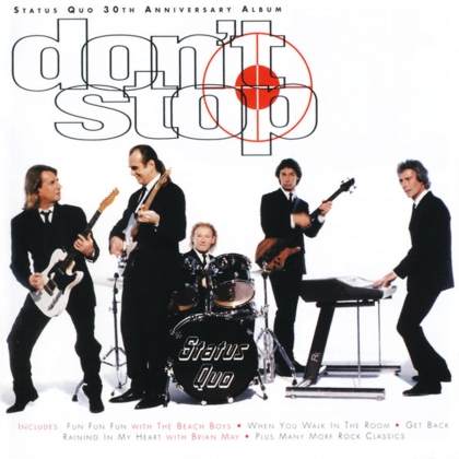 Status Quo - Don't Stop (2021 Reissue, Ear Music, Deluxe Edition)