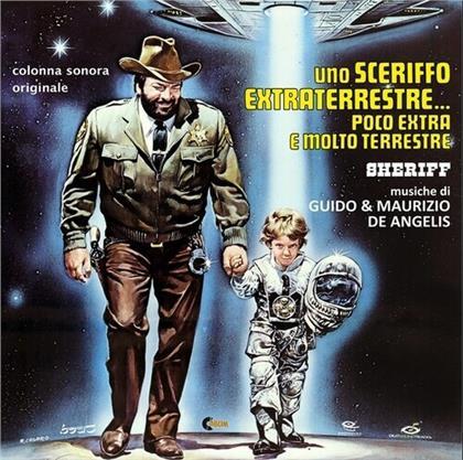 Guido De Angelis & Maurizio De Angelis - Uno Sceriffo Extraterrestre Poco Extra (LP)