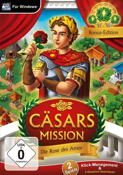 Cäsars Mission - Die Rose des Amor Bonusedition