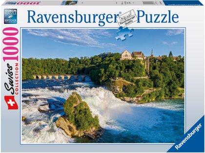 Rheinfall - 1000 Teile Puzzle