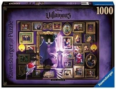 Disney Villainous: Evil Queen - 1000 Teile Puzzle