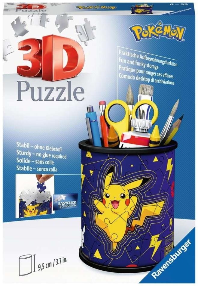Utensilo Pokémon - 54 Teile 3D Puzzle