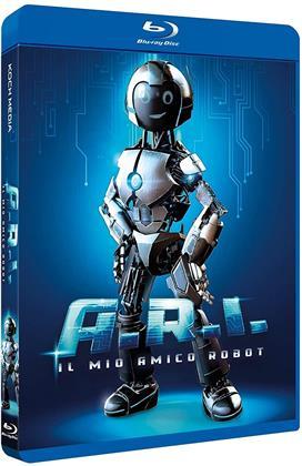 A.R.I. - Il mio amico robot (2020)