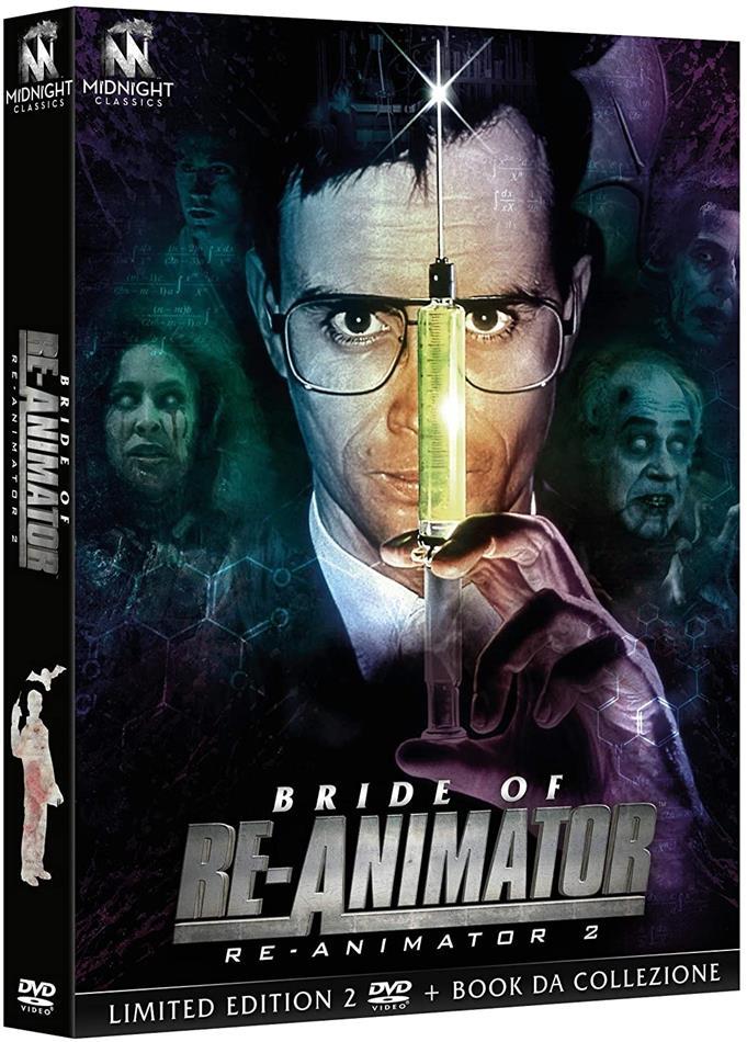 Bride of Re-Animator - Re-Animator 2 (1989) (Edizione Limitata, 2 DVD)