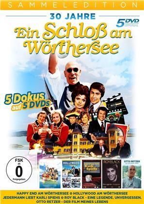 Ein Schloss am Wörthersee - 30 Jahre - 5 Dokus - Sammeledition (5 DVDs)