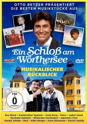 Otto Retzer präsentiert die besten Musikstücke aus Ein Schloss am Wörthersee - Musikalischer Rückblick