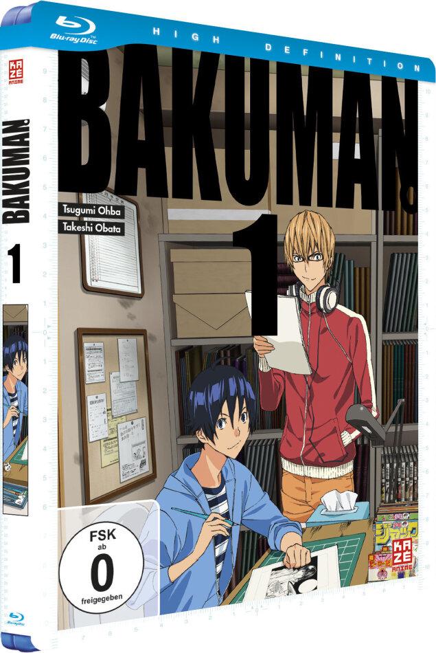 Bakuman - Staffel 1 - Vol. 1