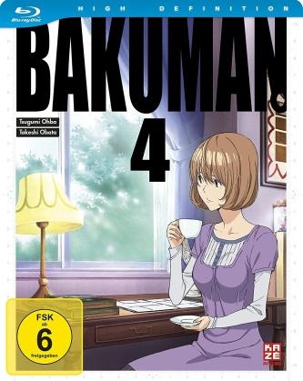 Bakuman - Staffel 1 - Vol. 4