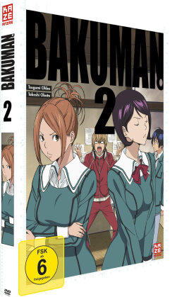 Bakuman - Staffel 1 - Vol. 2