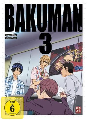 Bakuman - Staffel 1 - Vol. 3