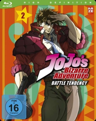 Jojo's Bizarre Adventure - Staffel 1 - Vol. 2