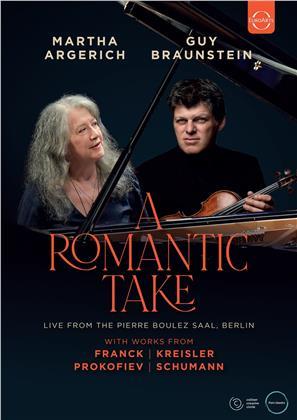 Martha Argerich & Guy Braunstein - A Romantic Take