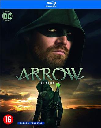 Arrow - Saison 8 - La Saison Finale (2 Blu-rays)