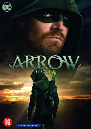 Arrow - Saison 8 - La Saison Finale (3 DVD)