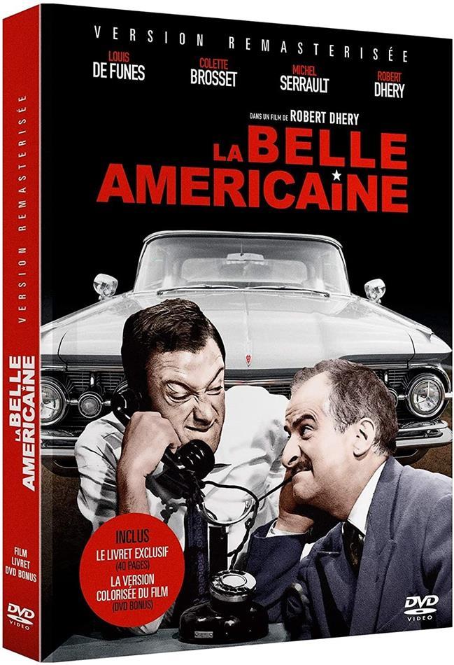 La belle Américaine (1961) (Remastered, 2 DVDs)