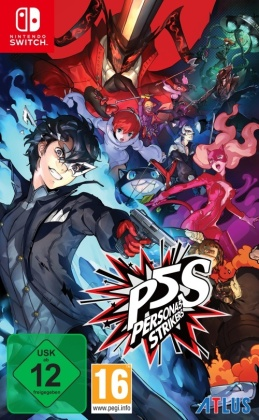 Persona 5 Strikers (German Limited Edition)