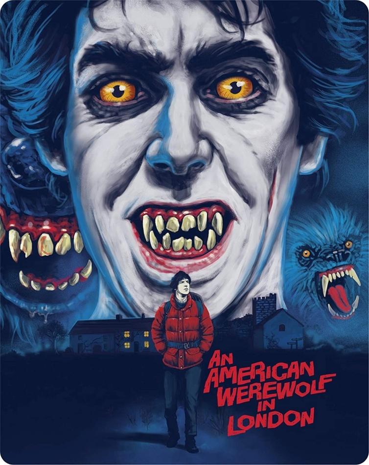 An American Werewolf In London (1981) (Limited Edition, Steelbook)