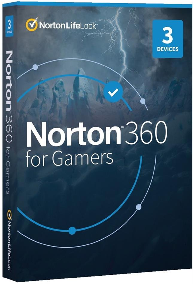 Norton 360 for Gamers 50GB 3 Device 12MO [PC/Mac/Android/iOS]