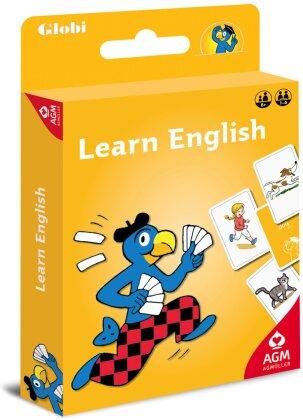 Globi lernt Englisch
