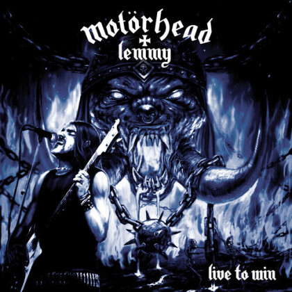Motörhead & Lemmy - Live To Win (Gatefold, Deluxe Edition, Colored, LP)