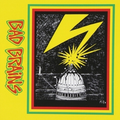 Bad Brains - --- (2021 Reissue, ORG Music)