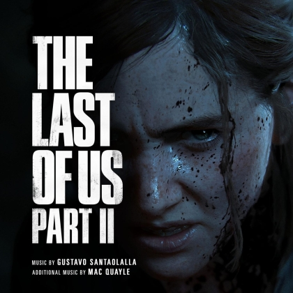 Gustavo Santaolalla & Mac Quayle - The Last of Us Part II - OST (2021 Reissue, 2 LPs)